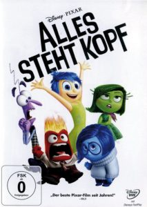 Alles steht Kopf. Regie: Pete Docter. Original: USA, 2015. München: Walt Disney Studios Home Entertainment, 2016.