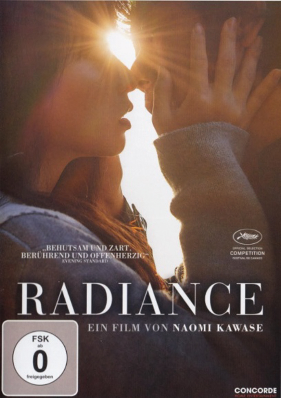 Radiance. Regie: Naomi Kawase. Orig.: Japan, Frankreich, 2017. München: Concorde Home Entertainment, 2018.